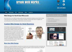 Brook Web Works home page